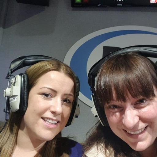 Eagle Radio interview with Sarah & Nadine